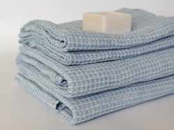 BCI Cotton Waffle Bath Hand Towels