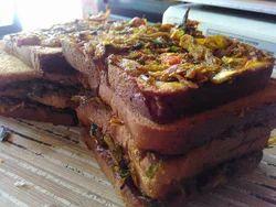 Bread Toast Onion Sandwich