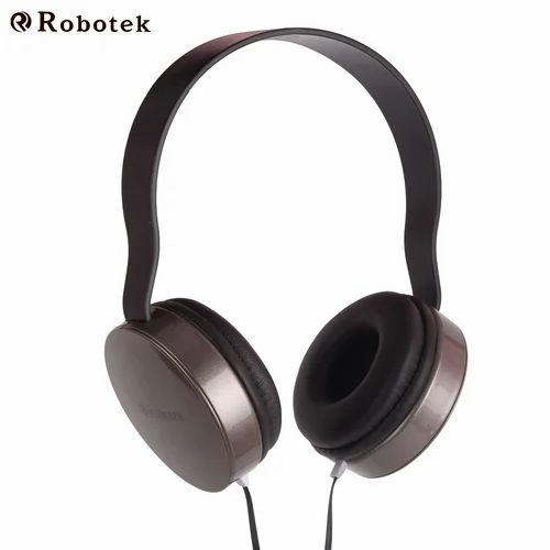 f0d38576031 Robotek Head Phone, Rs 215 /piece, Soni Enterprises | ID: 19548363762