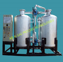 Two Tower Low Pressure Air Dryer
