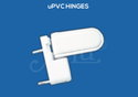 Upvc 3D Hinges