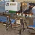 Induction Cap Sealing Machine For Dairy, Food Bottle