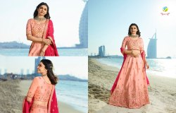 Vinay Fashion LLP Princess 4 Lehenga