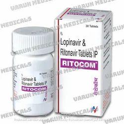 Ritocom (Lopinavir & Ritonavir)