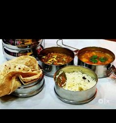 Veg food Dinner Tiffin Services, Chandigarh India, Homemade Food