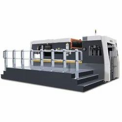 Automatic Die Cutter With Stripping