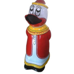 Donald FRP Dustbin