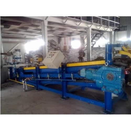 Semi Automatic Lead Ingot Casting Machine