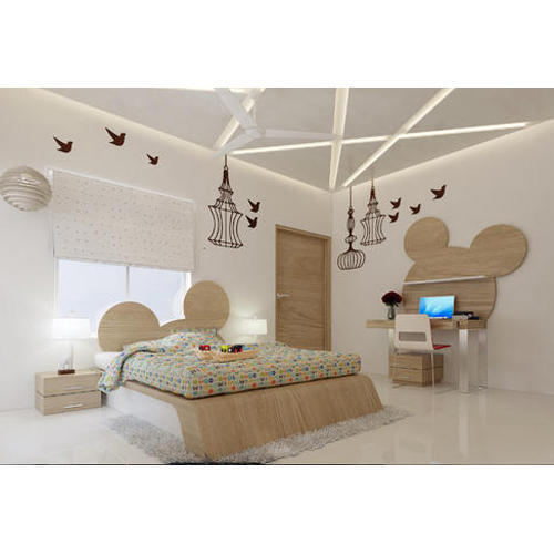 Children Room Interior Designing Services In Vadodara Sn