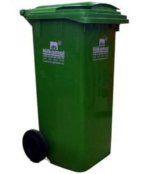 Plastic Wheel Dustbin