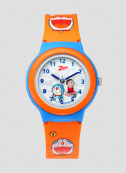 Orange Titan 26013PP04 Zoop Watch