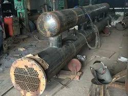 Industrial Heat Exchanger Vessel