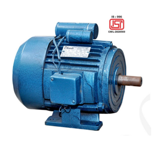 Single Phase Dharti Electric Motors