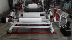 HDPE Woven Sack Rewinder Folding Machine