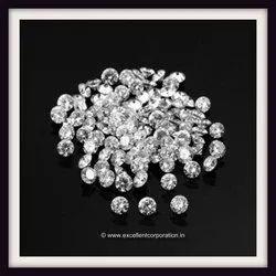 3.6 mm CVD HPHT Lab Grown Polished Diamond