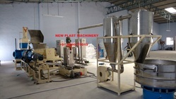 PP Filler Compounding Machine