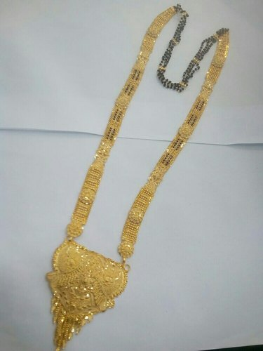 Gold Copper 1 gram mangalsutra, Rs 2600 /piece Sanghvi