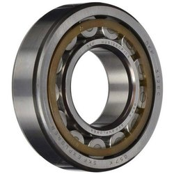 Roller Bearing Stainless Steel SKF Bearing- NU 308 ECP, For Industrial, Weight: 50 Grams Min