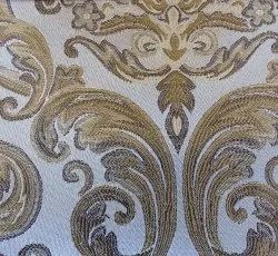 SIGNORA Allover Jacquard Fabric, For Garments, GSM: 100-150