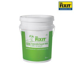 Dr. Fixit Concrete Guard WB Acrylic Anti Carbonation Coating