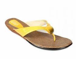 Senorita Womens Yellow Thong Lt 1706