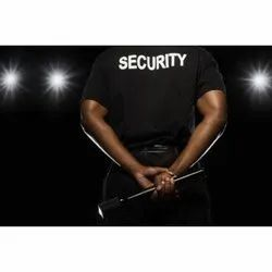 Male 24 Hours Security Guard Service