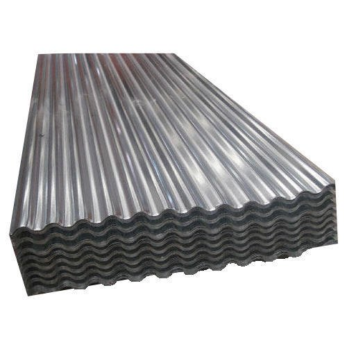 Galvanized Corrugated Sheet, 4-5 mm