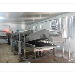 Automatic Namkeen Fryer Machine