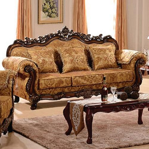 Carved Wooden Sofa At Rs 35000 Piece Sembakkam Chennai Id
