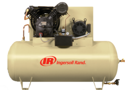 Two Stage- Reciprocating Air Compressor
