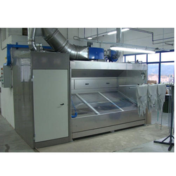 Manual Spray Booth