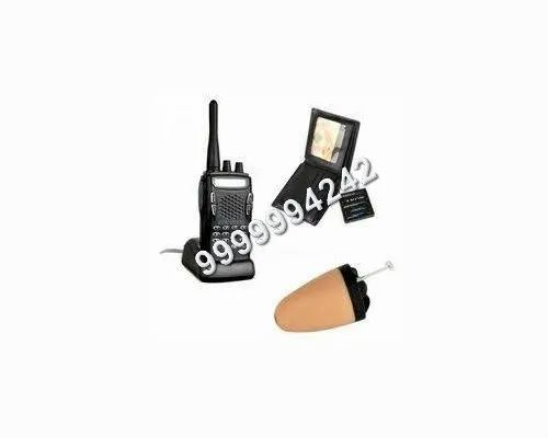 Spy Bluetooth Walkie Talkie Earpiece Set