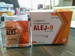 L-arginine & Proanthocyanidin Sugur Free Sachets