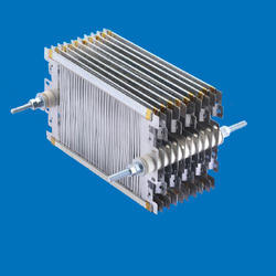 High Power Punched Grid Resistor