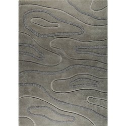 Hand Tufted Agra Woolen Area Rug And Carpets