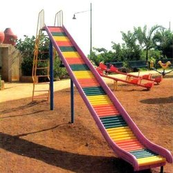 Outdoor Roller Slide