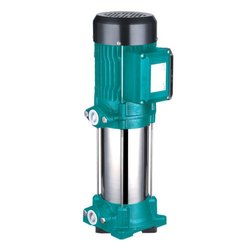 Up To 210 Meter EVPm6-3 Stainless Steel Leo Pump, Size: 50 Mm, Model Name/Number: Lvr Series