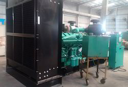 Diesel Power Generator, Voltage: 415 V