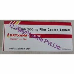 Kryxana ( Ribociclib ) 200Mg Tablets