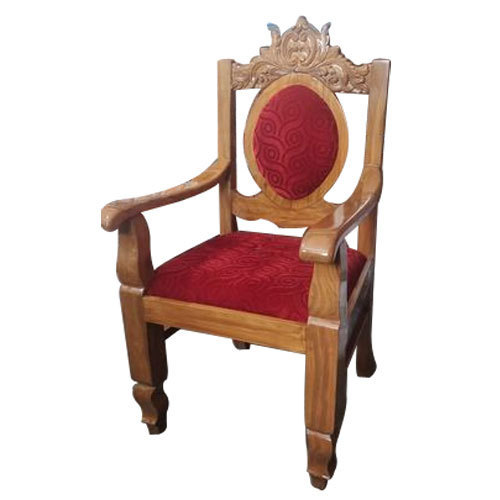 Brown Stylish Wooden Chair Rs 5000 Piece Sri Maruthi Timbers