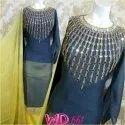 Chandri Hand Work Suit W-620