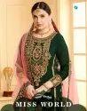 Your Choice Miss World Sharara Type Salwar Kameez Catalog Collection