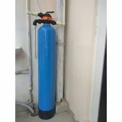 Ion Exchange Resin Based Bathroom Water Softener
