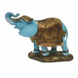 Antique Elephant Statue