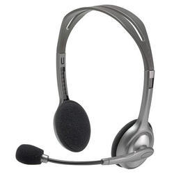 Logitech  H111 Stereo Headset Black & Grey