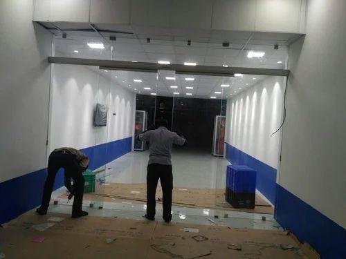 Dorma Automatic Sensor Doors Automatic Sliding Glass Door System