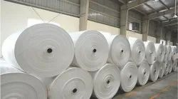 72 Inch White PP Fabric