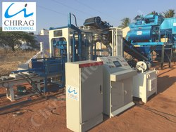 Chirag Multi Speed Paving Block Making Machine