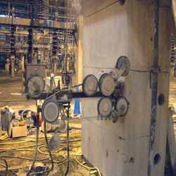 Wire Saw Cutting Services In India