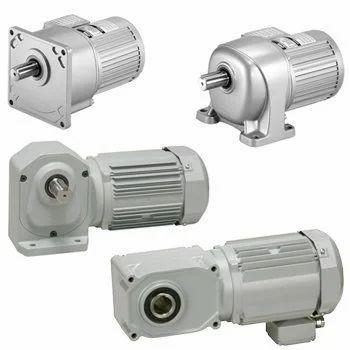 Sertec And Mitsubishi Electric Ac Geared Motors